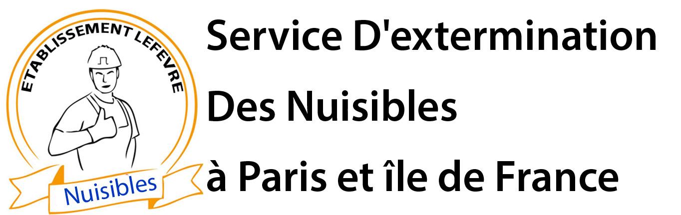 Entreprise  Désinfection Punaise de Lit Paris